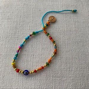 Evil Eye Bracelet/anklet